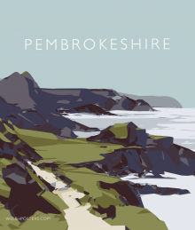 Pembrokeshire Posters
