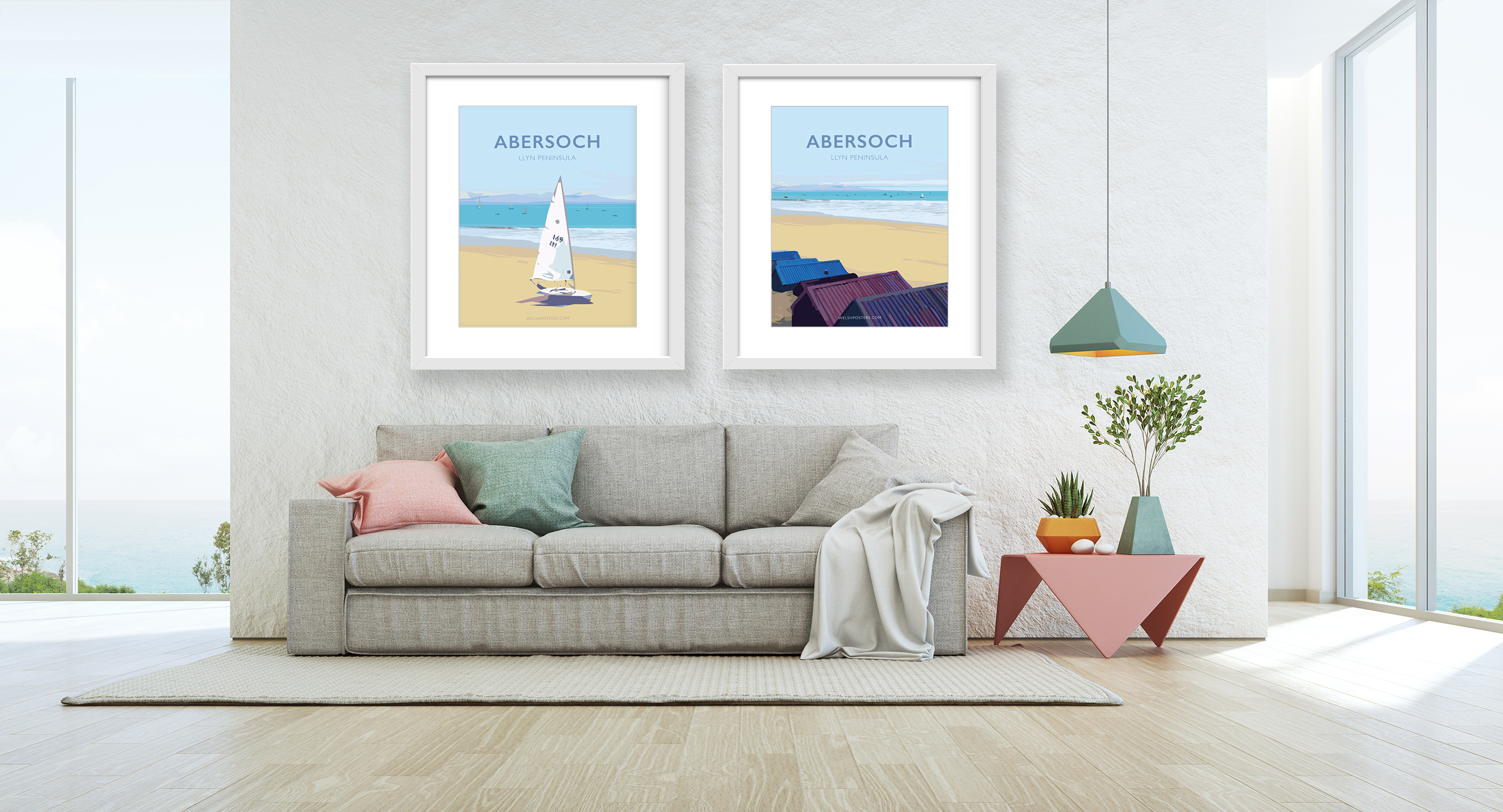 Abersoch posters